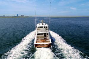 Viking 68 - Transom Profile