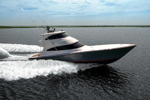 Viking 68 - Starboard Profile (sistership)