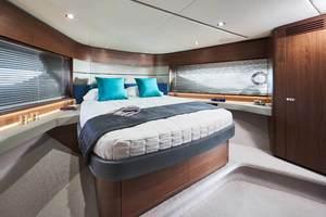 S62 Interior Forward Guest Cabin