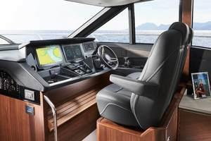 S62 Interior Helm