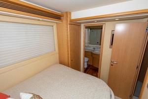 Ferretti 83 - MI RX - Guest Stateroom