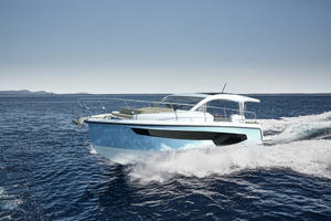 Picture Of a 2022 Sealine 33 C335 Motor Yachts   1628178