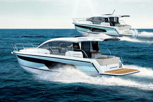 Picture Of a 2022 Sealine 33 C335 Motor Yachts   1628187