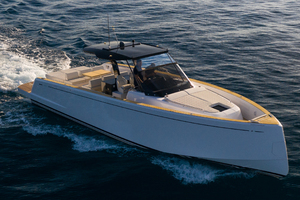 Picture Of a 2022 Pardo 45 43 Motor Yachts | 1628432