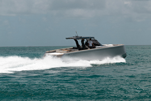 Picture Of a 2022 Pardo 45 43 Motor Yachts | 1628429