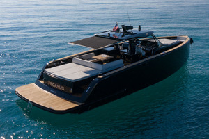 Picture Of a 2022 Pardo 49 50 Motor Yachts | 1628437