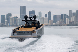 Picture Of a 2022 Pardo 49 50 Motor Yachts | 1628459