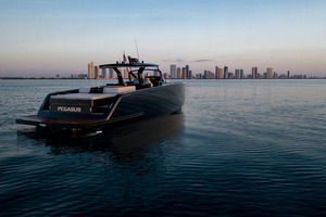 Picture Of a 2022 Pardo 49 50 Motor Yachts | 1628440