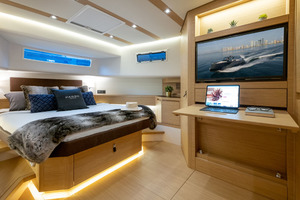 Picture Of a 2022 Pardo 49 50 Motor Yachts | 1628449