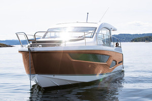 Picture Of a 2022 Sealine 39 C390 Motor Yachts | 1628475