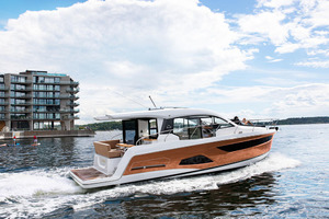 Picture Of a 2022 Sealine 39 C390 Motor Yachts | 1628485
