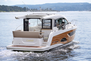 Picture Of a 2022 Sealine 39 C390 Motor Yachts | 1628466