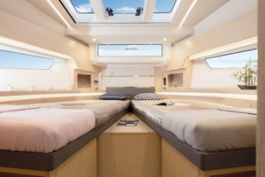 Picture Of a 2022 Sealine 45 F430 Motor Yachts | 1628524