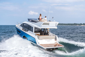 Picture Of a 2022 Sealine 45 F430 Motor Yachts | 1628570