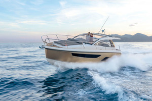Picture Of a 2022 Sealine 33 S330v Motor Yachts | 1628659
