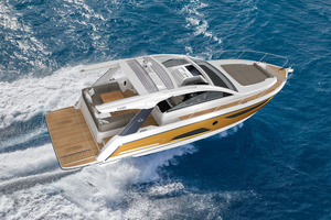 Picture Of a 2022 Sealine 43 S430 Motor Yachts   1628697