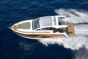 Picture Of a 2022 Sealine 43 S430 Motor Yachts   1628698
