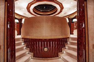 Master Stateroom Entrance