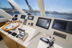 Ocean 57 - Cash Flow - Enclosed Bridge