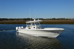 Paved For is a Regulator 34 Yacht For Sale in Atlantic Beach--41
