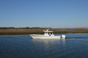Paved For is a Regulator 34 Yacht For Sale in Atlantic Beach--23