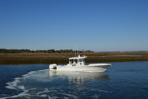 Paved For is a Regulator 34 Yacht For Sale in Atlantic Beach--29