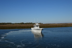 Paved For is a Regulator 34 Yacht For Sale in Atlantic Beach--32