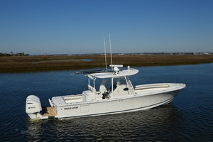 Paved For is a Regulator 34 Yacht For Sale in Atlantic Beach--37