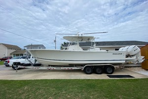 Paved For is a Regulator 34 Yacht For Sale in Atlantic Beach-Trailer View-44