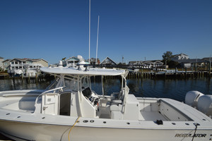 Paved For is a Regulator 34 Yacht For Sale in Atlantic Beach--18