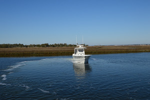 Paved For is a Regulator 34 Yacht For Sale in Atlantic Beach--33