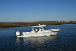 Paved For is a Regulator 34 Yacht For Sale in Atlantic Beach--35