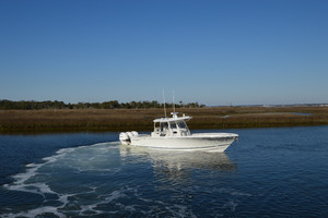 Paved For is a Regulator 34 Yacht For Sale in Atlantic Beach--30