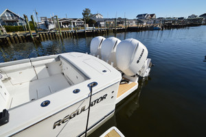 Paved For is a Regulator 34 Yacht For Sale in Atlantic Beach--16