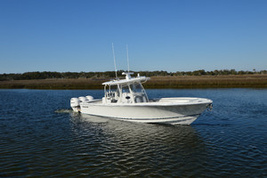 Paved For is a Regulator 34 Yacht For Sale in Atlantic Beach--40