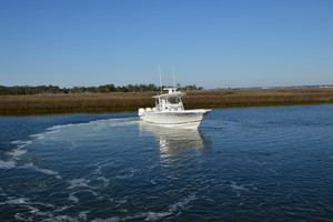 Paved For is a Regulator 34 Yacht For Sale in Atlantic Beach--31