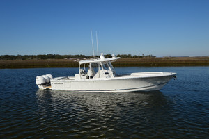 Paved For is a Regulator 34 Yacht For Sale in Atlantic Beach--39