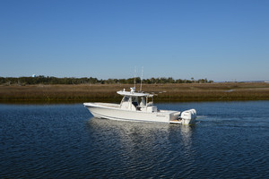 Paved For is a Regulator 34 Yacht For Sale in Atlantic Beach--24
