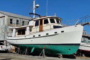 Andante 42ft Kadey Krogen Yacht For Sale