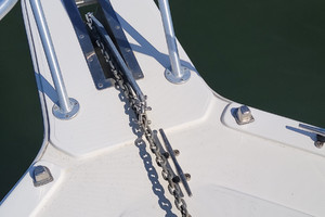 Pop a Top is a Albemarle 32 Express Yacht For Sale in Atlantic Beach--7