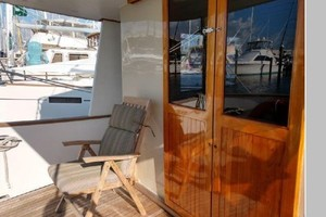 Claire 42ft Kadey Krogen Yacht For Sale