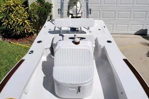 Enviboats Skiff 17 - Bow Seating