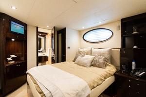 Lazzara 84 - La Balsita - VIP Stateroom