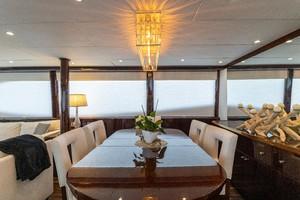 Lazzara 84 - La Balsita - Dining