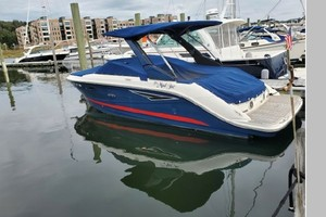 The Mad Jac 25ft Sea Ray Yacht For Sale