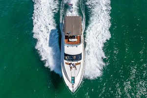 Picture Of a 2015 Fairline 65 Squadron Cruisers   1673301