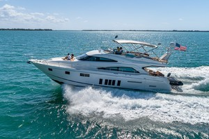 Picture Of a 2015 Fairline 65 Squadron Cruisers   1673293
