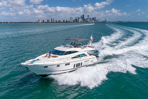Picture Of a 2015 Fairline 65 Squadron Cruisers   1673291