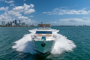 Picture Of a 2015 Fairline 65 Squadron Cruisers   1673304