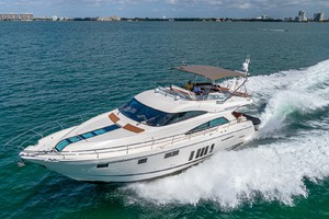 Picture Of a 2015 Fairline 65 Squadron Cruisers   1673317
